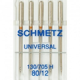 Schmetz Universal-Nadel, 130/705 H, 80/10
