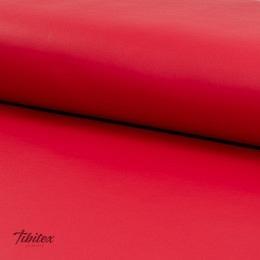 Kunstleder uni, rot