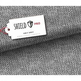 SHIELD Pro, Knit grey by Hamburger Liebe, Albstoffe